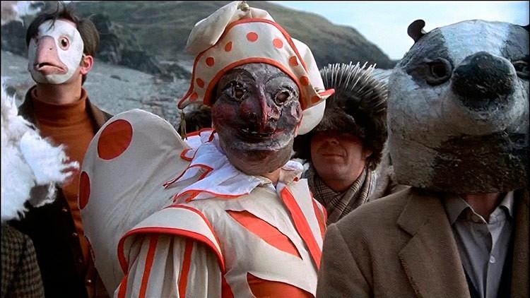 Programa 692: Money Monster, Dioses De Egipto, El Hombre De Mimbre, Wicker Man y The Killing Room.