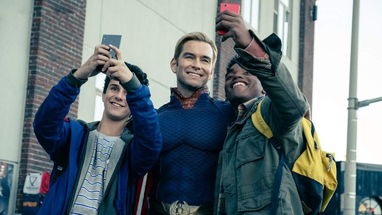 Programa 855: The boys, Pledge y Spider-Man Far from home