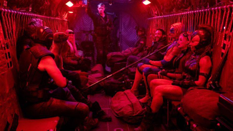 Programa 965: Méandre, The Suicide Squad y What if…?