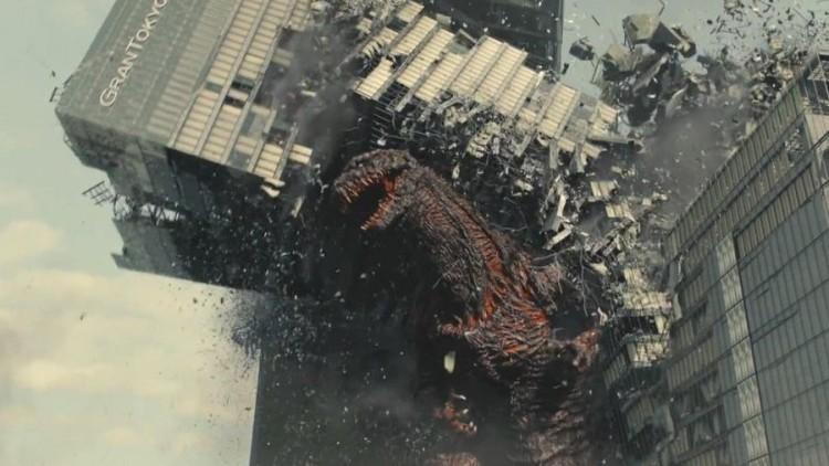 Programa 721: Shin Godzilla, Terra Formars, Tarde para la ira y Miedos 3D