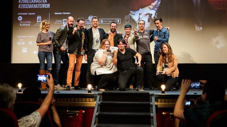 Programa 764: 28 Semana de cine fantástico y de terror de San Sebastián, The crucifixion y Feliz día de tu muerte