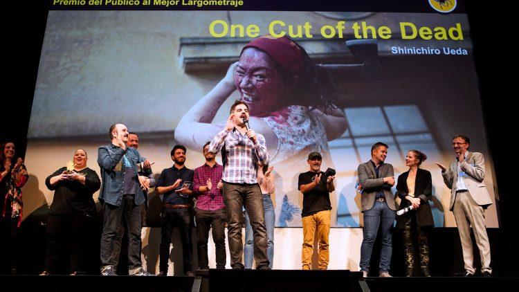 Programa 817: 29 Semana de cine fantástico y de terror de San Sebastián, Overlord y The walking dead