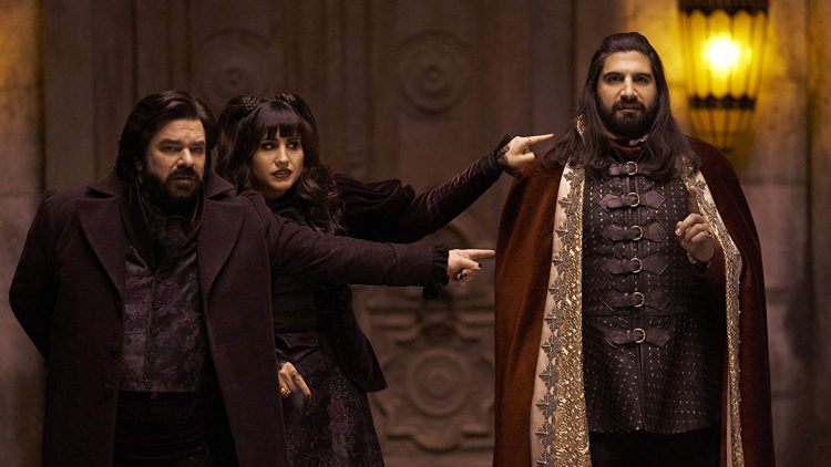 Programa 850: What we do in the shadows-T1, Endzeit y Godzilla-King of the Monsters