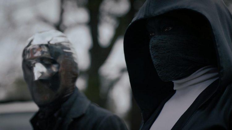 Programa 880: Watchmen-la serie, Nurse, The invaders y Come to daddy